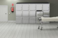 Autopsy room by De todo un poco on Creative Market