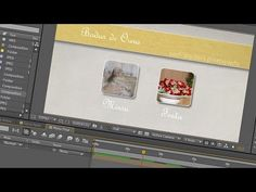 09. After Effects: Menu de DVD animado e interativo