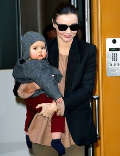 Miranda Kerr and Orlando Bloom's Son Flynn Turns 1!: November 5, 2011