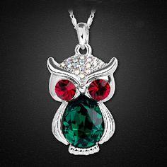 Amazing Owl Shape Crystal Fashion Women's Necklace #jewelry #fashionjewelrystores #jewelryfashion #fashionjewelrywebsites #discountfashionjewelry #fashioncostumejewelry #goldfashionjewelry #fashionjewelrystore #fashionjewelryaccessories #fashionjewelrysets #trendyfashionjewelry #newfashionjewelry #fashionjewelryearrings #fashionandjewelry #fashionjewelrymanufacturers #mensfashionjewelry #buyfashionjewelry #jewelryinfashion #highfashionjewelry #costumefashionjewelry #bestfashionjewelry…