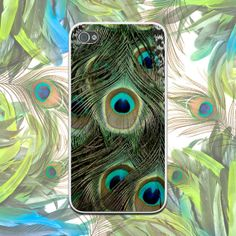 Peacock Cell Phone Case - Custom Cover iPhone 4/4s, iPhone 5/5s, iPhone 5c, Samsung Galaxy Note 3, Galaxy S5, Galaxy S4, Galaxy S3 (0307) by NouveauGypsyDesigns, $14.99