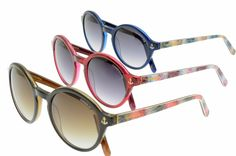 Bensimon Eyewear Collection printemps-été 2017 Sunglasses - Summer - Colours  Palmiers