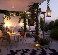 Outdoor living: Ikea Family Live-I would love to have something like this!