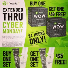 This amazing deal ends tonight at midnight central time! Hurry and finish your orders!