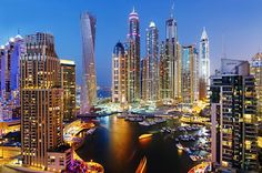 Dubai is a most populous city in the United Arab Emirates. Abu Dhabi is a  Stirring alchemy of profound traditions and ambitious futuristic vision. goo.gl/vmiAb3