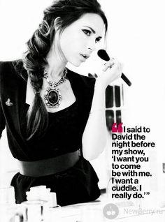 Victoria Beckham Glamour US