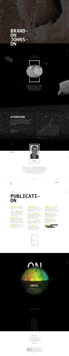 Brand On Concept Website