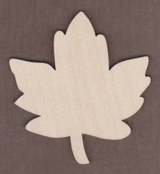 Craft Supplies-Woodcraft- Old Fashioned Maple Leaf-Ornaments-Wood Shapes Wood Projects, Craft Projects, Elephant Outline, Maple Leaf, Leaf Cutout, Laser Cut Stencils, Wood Cutouts, Scroll Saw Patterns, Stained Glass Patterns