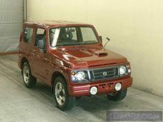 1997 SUZUKI JIMNY XL JA12W - http://jdmvip.com/jdmcars/1997_SUZUKI_JIMNY_XL_JA12W-3c4SFmhSCM548-40
