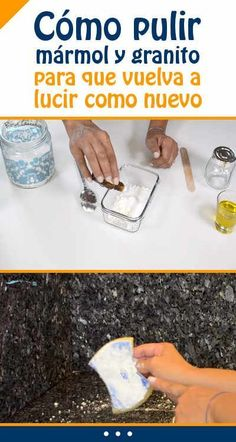 Cómo pulir mármol y granito para que vuelva a lucir como nuevo