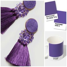 Pantone Ultra Violet I will be wearing it in 2018 will you?