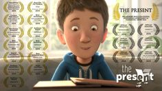 "After a very successful festival circuit, running on over 180 film festivals and winning more than 50 awards, we've decided that it's finally time to share ""The Present"" with the rest of the world.   ""The Present"" is based on a great little comic strip by the very talented Fabio Coala. Make sure to check out his page: www.mentirinhas.com.br  ""The Present"" is a graduation short from the Institute of Animation, Visual Effects and Digital Postproduction at the Filmakademie Baden-Wuerttembe..."