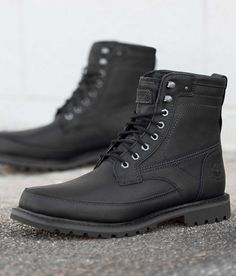 Timberland Chestnut Ridge Water Boot - Men's Shoes   Buckle