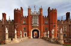 Hampton Court, where Joanna pleads for the life of a friend
