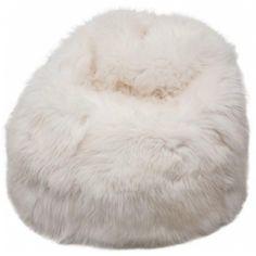 81af10b3c39 British Sheepskin Bean Bag - the comfiest