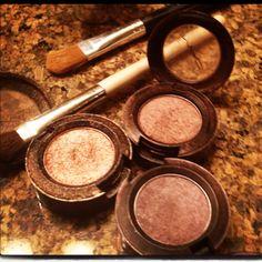 MAC makeup. Beautiful.