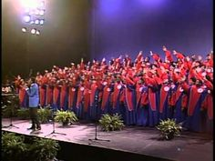 London Community Gospel Choir: Joyful Joyful - YouTube