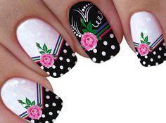 Spring Nail Trends, Spring Nails, Summer Nails, Nail Polish Designs, Nail Art Designs, Hair And Nails, My Nails, Pretty Toe Nails, Butterfly Nail Art