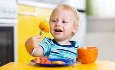 Finally an easy to understand portion size and standard serves guide for babies and toddlers.