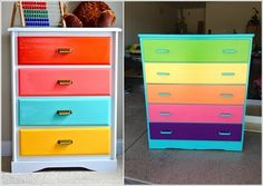 10 Ways to Use Paint for Dresser Makeovers