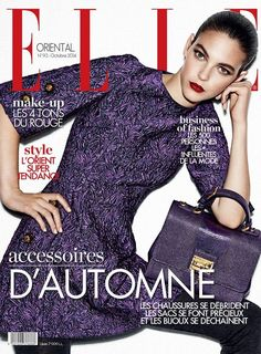 Cover - Best Cover Magazine  - Dolce&Gabbana Total Look for Elle Oriental October   Best Cover Magazine :     – Picture :     – Description  Dolce&Gabbana Total Look for Elle Oriental October  -Read More –
