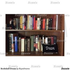 Bookshelf Dream