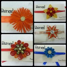 Typicaly huge floral rakhis... by Paranoid