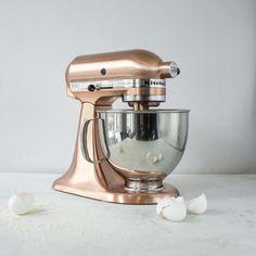 wedding registry essential: a kitchen-aid mixer