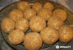 Túrógombóc 16. - főzés nélkül Hungarian Recipes, Hungarian Food, Sweet Cookies, Cottage Cheese, Dumplings, Cake Recipes, Muffin, Gluten Free, Cooking Recipes