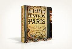 Little Bookroom guide to Parisian bistros