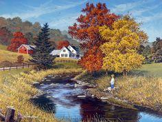 Autumn John Sloane