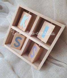 """Μοναδικές μπομπονιέρες βάπτισης ξύλινη """"τριλιζα""""με την λέξη love kiss,για εσάς που θέλετε κάτι νέο by valentina-christina handmade products καλέστε 2105157506 #mpomponieres #mpomponieres_vaptisis #βάφτιση#μπομπονιερα #μπομπονιέρες #μπομπονιερες#valentinachristina #vaptism#athens#greece#handmade#vaptisi #christeningfavors#μπομπονιερες #baptismfavors#βάπτιση#vaftisi"""