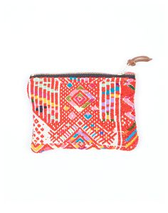 one-of-a-kind coin purse from Guatemala. {The Little Market}
