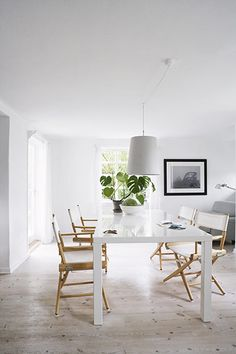With Summer Right Around The Corner, This Danish Designed Living Room Is  Really Classy