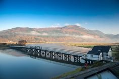 penmaenpool bridge | Wales Coast Path, Barmouth Bridge