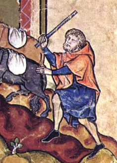 Man in a hooded cape or cappa  Date	circa 1250 Source	http://www.diu-minnezit.de/realie_details.php?sid=0&tid=4&lid=0&rid=111 Source	http://www.diu-minnezit.de/realie_details.php?sid=0&tid=4&lid=0&rid=111