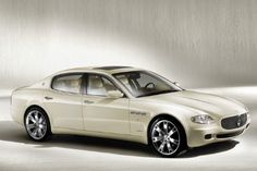 Maserati Quattroporte Comes To India With Stunning Features