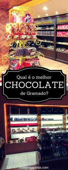 Qual é o melhor chocolate de Gramado?   Malas e Panelas
