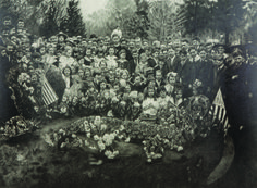 Chris Laporte's Funeral Drawing