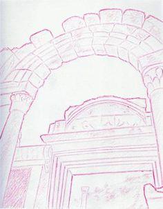 Arch by Robert S. Lee (Sketchbook p. 15) #art #drawing #Robert #S. #Lee #Apostle #Paul #ephesus Entire Book on Paperback https://www.amazon.com/dp/B015Z10SPA or Kindle Edition 1 https://www.amazon.com/dp/B015100PH6 or Kindle Edition 2 https://www.amazon.com/dp/B01518XVG0 Black & White Edition https://www.amazon.com/dp/B015Z3KSEO
