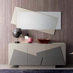 'smart' sideboard/cupboard by compar por my italian living moderno Contemporary Bedroom, Contemporary Furniture, Contemporary Design, Contemporary Chandelier, Contemporary Building, Contemporary Cottage, Contemporary Apartment, Contemporary Office, Contemporary Architecture
