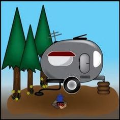 Page 1 Of Royalty Free RF Stock Image Gallery Featuring Trailer Clipart Illustrations And Cartoons