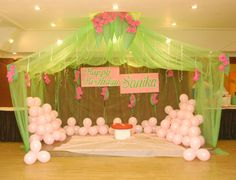 birthday dance party decoration ideas | Tinkerbell Party Decorations Ideas A