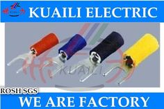 60.00$  Buy now - http://aliit2.worldwells.pw/go.php?t=32277907292 - 1000pcss insulated Fork ends TU-JTK SVL 1.25-6 60.00$