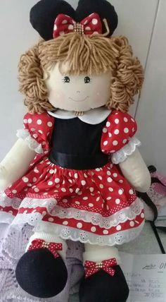 Doll Sewing Patterns, Sewing Dolls, Knitted Dolls, Crochet Dolls, Felt Doll House, Doll Videos, Scrap Fabric Projects, Ann Doll, Soft Dolls