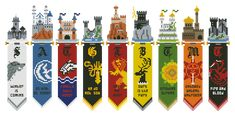 Check out this trendy photo - what an artistic theme Cross Stitch Games, Cross Stitch Needles, Beaded Bookmarks, Cross Stitch Bookmarks, Cross Stitching, Cross Stitch Embroidery, Cross Stitch Patterns, Perler Beads, Cross Stitch Harry Potter