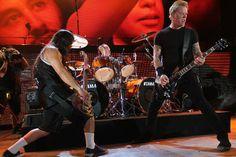 Metallica rocked Yas Island on April 19th 2013!