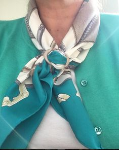 Scarf Rings, Travel Wardrobe, Silk Scarves, Hermes, Scarfs, Globe, Action, Clothes, Collection