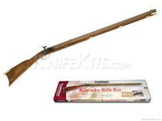 Traditions™ - Kentucky - Black Powder Rifle - - Parts Kit Replica Guns, Hobby Kits, Knife Making, Percussion, Rifles, Cannon, Hand Guns, Kentucky, Knives