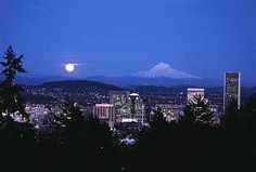 Pdx! I live only a few minutes away from where this photo was taken. Love this city!